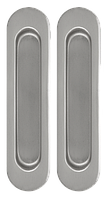 Ручка для раздвижных дверей SH010 матовый никель