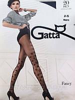 Колгокт женские с имтиацией чулков Gatta