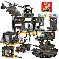 Конструктор Sluban Сухопутные войска M38-B7100 (1086дет)