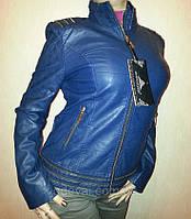 Куртка из PU-кожи Одесса