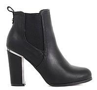 Женские ботинки Marti black, фото 1