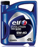 Моторное масло ELF Evolution 900 SXR 5W40 (4 Liter)