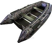 Надувная лодка Sportex Шельф 330К