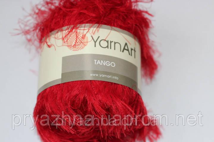 Пряжа для ручного вязания с мехом