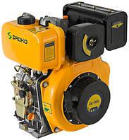 Дизельный двигатель Sadko DE-300 (6 л.с., шпонка), фото 1