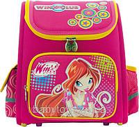 Ранец рюкзак Винкс детский школьный ортопедический 1 Вересня 551525