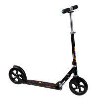 MICRO Black Scooter Самокат для взрослых Микро Черный