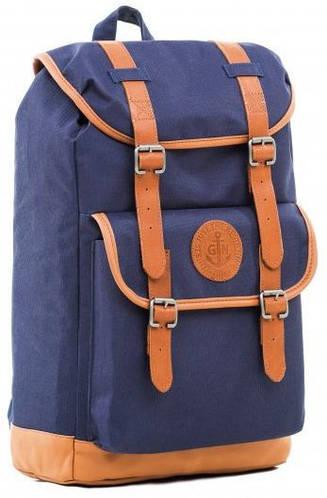 """Молодежный рюкзак с отделом для ноутбука 15,6"""", 17 л. Gin Vesper, navy"""