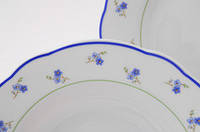 Leander Тарелки обеденные Мэри-Энн 25 см 03160115-0887