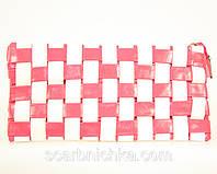 Клатч №022 красно-белый  Артикул: 136773  Товар есть на складе  Цена опт. : 99.00 грн. Цена розн.: 149.00 грн.
