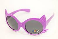 Ультра модные сиреневые детские очки