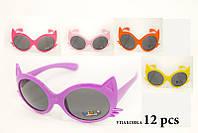 Детские очки Ket упаковка 12шт разные цвета