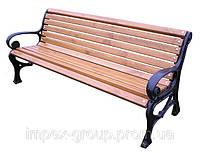 Садово-парковая скамейка №5