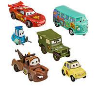 """Набор тачек Cars Die Cast Car (Из мультфильма """"Тачки"""")"""