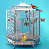Kings Cages 508 - Вольер для крупного попугая 132*132*183 см