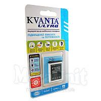 Усиленный аккумулятор KVANTA. Nokia BL-5B (3230,6120cl) 1020mAh