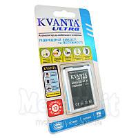 Усиленный аккумулятор KVANTA. Nokia BP-4L (E52,E63,N97) 1650mAh