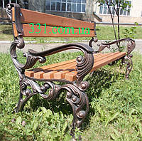 Скамейки деревянные