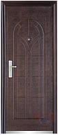 Дешевые металлические двери, металлические двери эконом