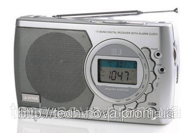 Радиоприемник цифровой Vitek