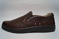 Тигина  mod8051к  Мужские туфли из натуральной кожи Коллекция 2016