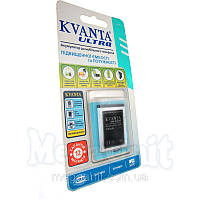 Усиленный аккумулятор KVANTA. Sony-Ericsson BST-36 (J300) 790мАч