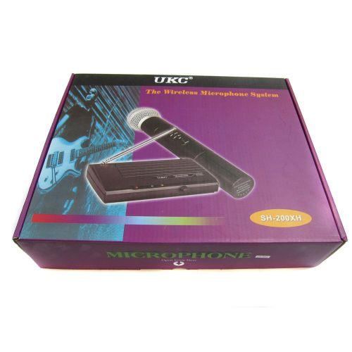 Радиомикрофон микрофон ручной UKC SH-200