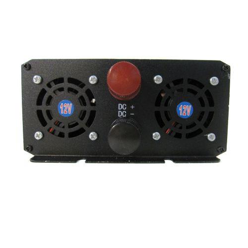 Преобразователь авто инвертор UKC 12V-220V AR 3000W c функции плавного пуска