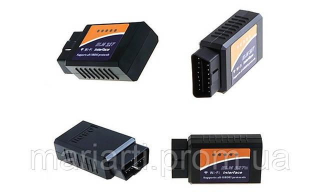 obd2 wifi адаптер elm327 инструкция