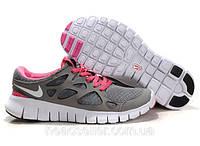 Стильные женские кроссовки Nike (Найк) Free Run + 2 (FR2_26)