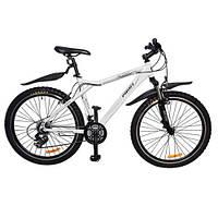 Спортивный велосипед с 21 скоростью PROFI - ACTIVE XM263 (белый) оптом и в розницу