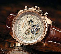 Часы  BREITLING for BENTLEY MULLINER *TOURBILLON* !!!