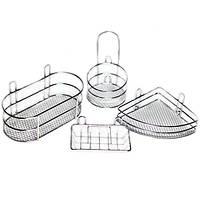 Набор акриловых аксессуаров для ванной Besser 4 предмета