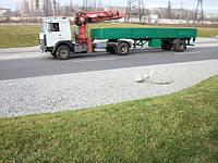 """Услуги крана манипулятора до 20 тонн, аренда в Днепропетровске - ЧП """"Яцына Ю.В."""""""