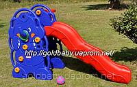 """Детская горка M 0262 """"Веселый слоник"""""""