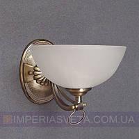 Классическое бра, настенный светильник IMPERIA одноламповое LUX-411250