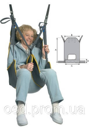 Cтропы пациента Easy-fit Sling Invacare