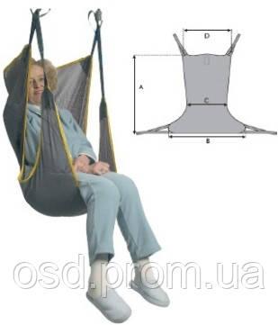 Cтропы пациента Comfort, Comfort с гигиеническим вырезом и Comfort Standard Invacare