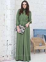 Длинное летнее платье с скрытой застежкой: продажа, цена в Полтаве