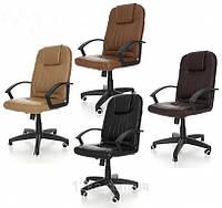 Офисное кожаное кресло EKO 7520 4 цвета
