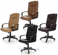 Офисное кожаное кресло EKO 8018 4 цвета