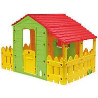 Детский игровой домик с верандой STARPLAST 93-560