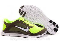 Мужские кроссовки Nike Free Run 4.0 V3 (фри ран)