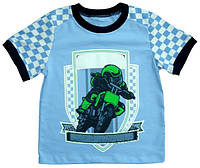 Футболка для мальчика Мотоцикл