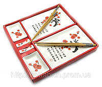 Сервиз для суши белый Сакура на 2 персоны 23680