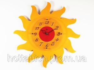 Часы настенные десткие Солнышко