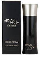 Туалетная вода мужская Giorgio Armani Code Ultimate (Джорджио Армани Код Ультимет)