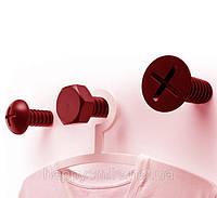 Вешалка для одежды в виде «винта»