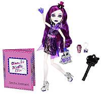Кукла Monster High Спектра Вондергейст (Spectra) из серии «Ночь монстров»