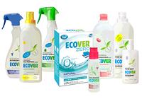 Средства для мытья и стирки ECOVER (Бельгия)